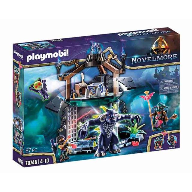 Obrázek produktu Playmobil 70746 Novelmore violet Vale Portál démonů