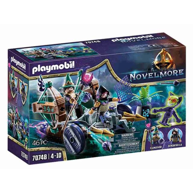 Obrázek produktu Playmobil 70748 Novelmore violet Vale Lapač démonů
