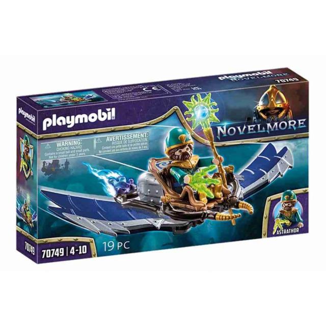 Obrázek produktu Playmobil 70749 Novelmore violet Vale Čaroděj vzduchu