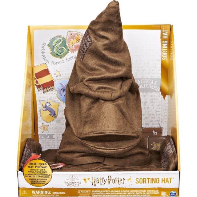 Obrázek produktu Spin Master Harry Potter Interaktivní moudrý klobouk