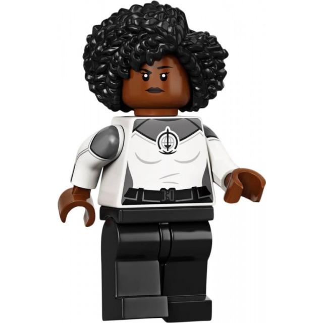 Obrázek produktu LEGO 71031 Minifigurka Studio Marvel Monica Rambeau