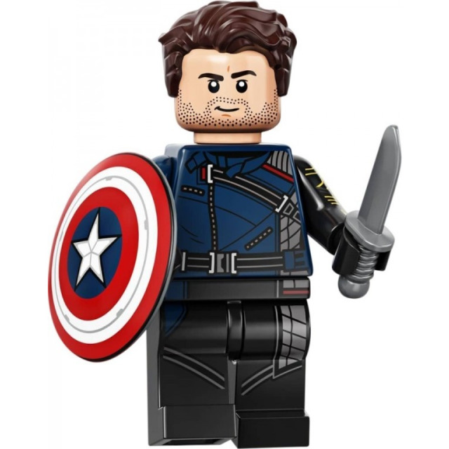 Obrázek produktu LEGO 71031 Minifigurka Studio Marvel Winter Soldier
