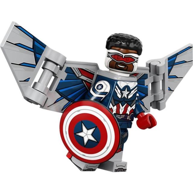 Obrázek produktu LEGO 71031 Minifigurka Studio Marvel Captain America