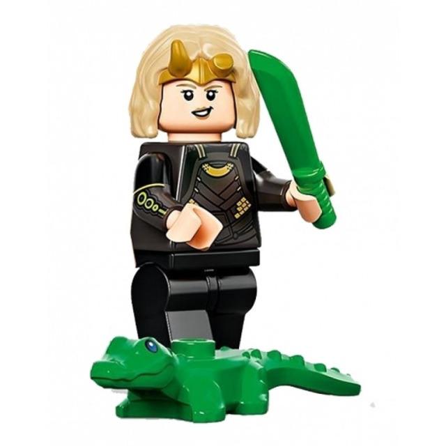 Obrázek produktu LEGO 71031 Minifigurka Studio Marvel Sylvie