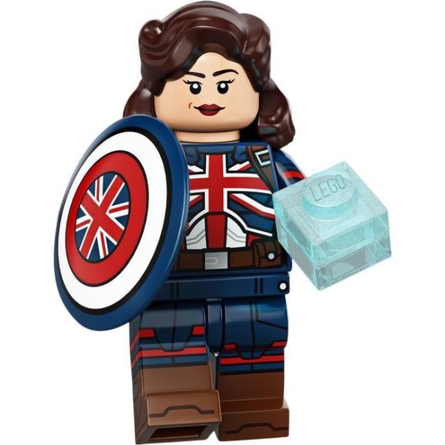 Obrázek produktu LEGO 71031 Minifigurka Studio Marvel Captain Carter
