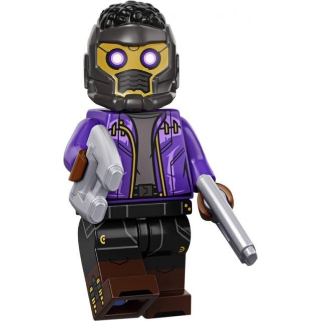 Obrázek produktu LEGO 71031 Minifigurka Studio Marvel T'Challa Star-Lord