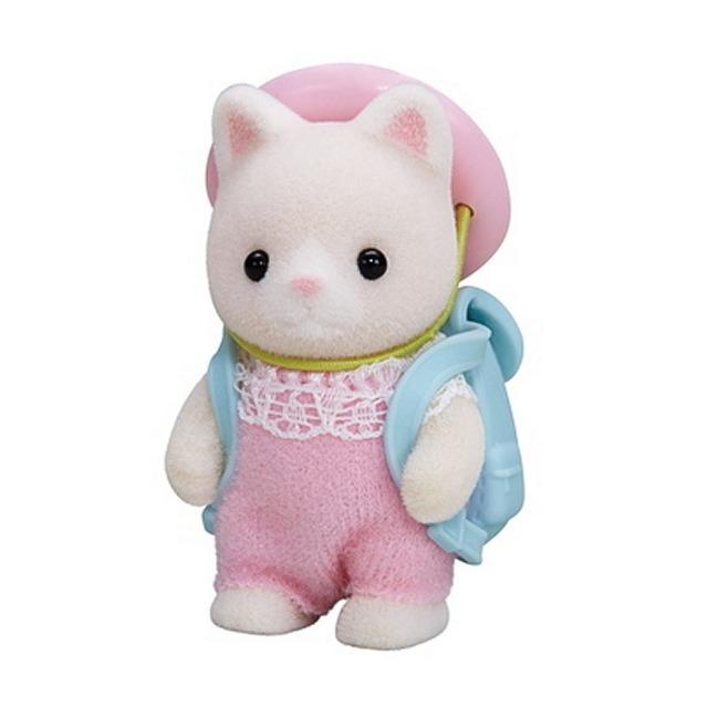 Obrázek produktu Sylvanian Families 5407 Baby Hedvábná kočka