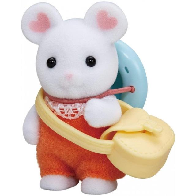 Obrázek produktu Sylvanian Families 5408 Baby Marshmallow myš