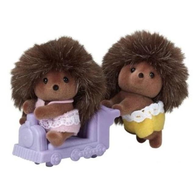 Obrázek produktu Sylvanian Families 5424 Baby dvojčata Ježci