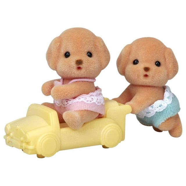Obrázek produktu Sylvanian Families 5425 Baby dvojčata Pudlíci