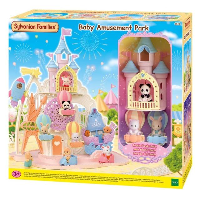 Obrázek produktu Sylvanian Families 5537 Baby zábavný park