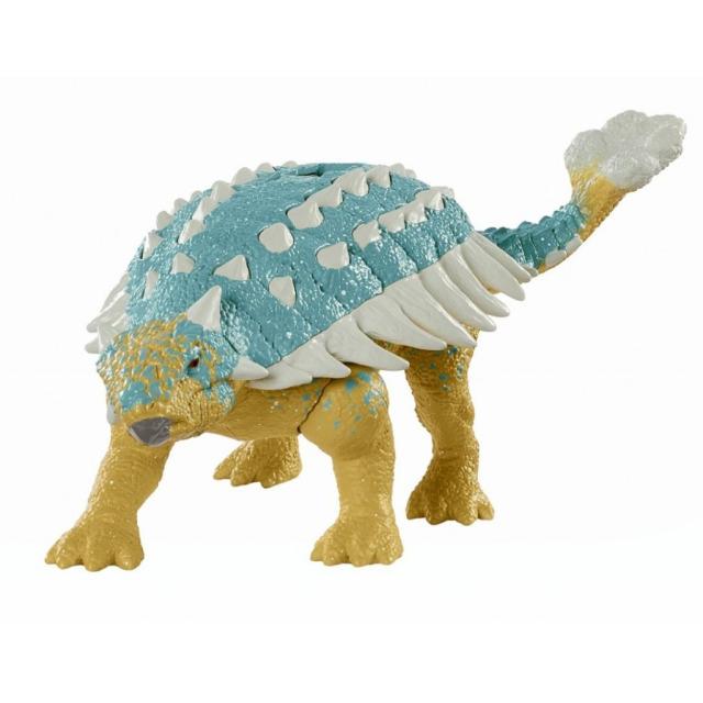 Obrázek produktu Jurský svět Ohlušující útok ANKYLOSAURUS BUMPY, Mattel GWY27
