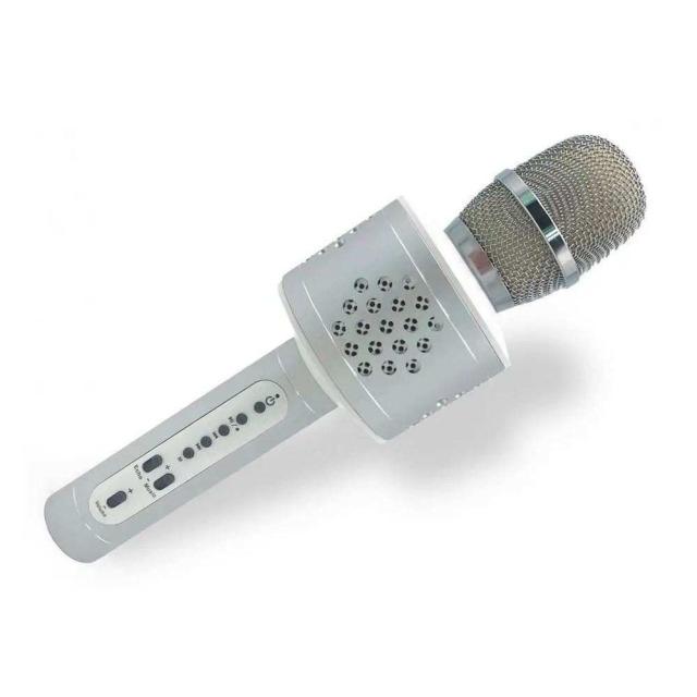 Obrázek produktu Technaxx BT X35 PRO Bluetooth karaoke mikrofon stříbrný