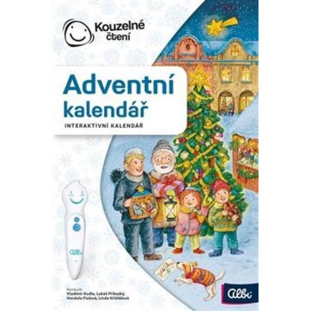 Obrázek produktu Albi Kouzelné čtení Adventní kalendář - 2. vydání