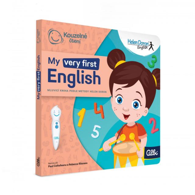 Obrázek produktu Albi Kouzelné čtení My very first English