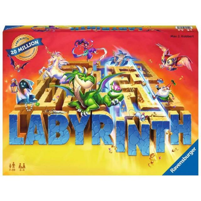 Obrázek produktu Ravensburger 27078 Labyrint 2021