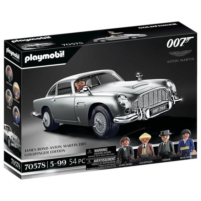 Obrázek produktu Playmobil 70578 James Bond Aston Martin DB5 Goldfinger