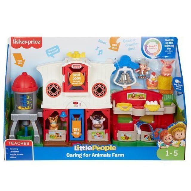 Obrázek produktu Fisher Price Little People Farma, Mattel GXR99