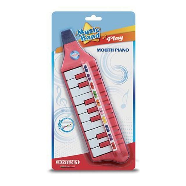Obrázek produktu Bontempi foukací klávesová harmonika