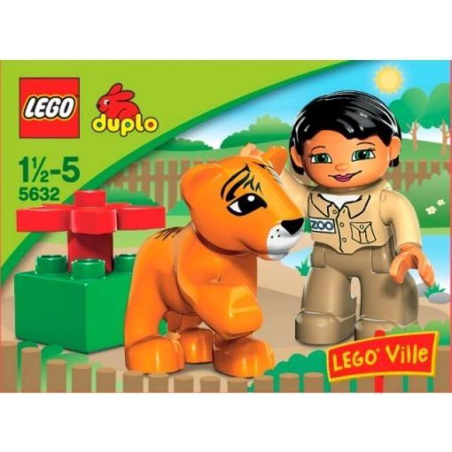 Obrázek produktu LEGO Duplo 5632 Péče o zvířátka v ZOO