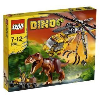 Obrázek 1 produktu LEGO DINO 5886 Lovec T-Rexů