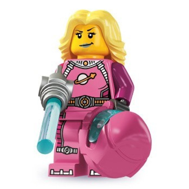 Obrázek produktu LEGO 8827 Minifigurka Astronautka
