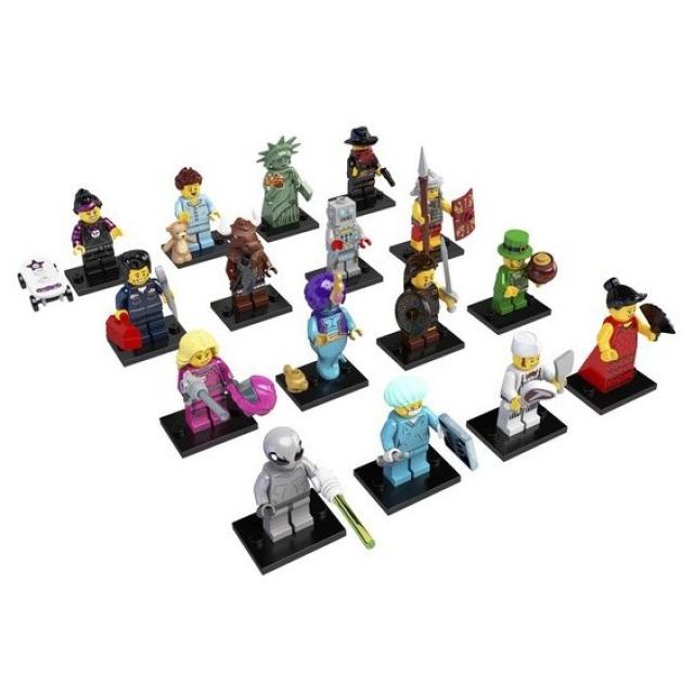 Obrázek produktu LEGO 8827 Kolekce 16 minifigurek série 6
