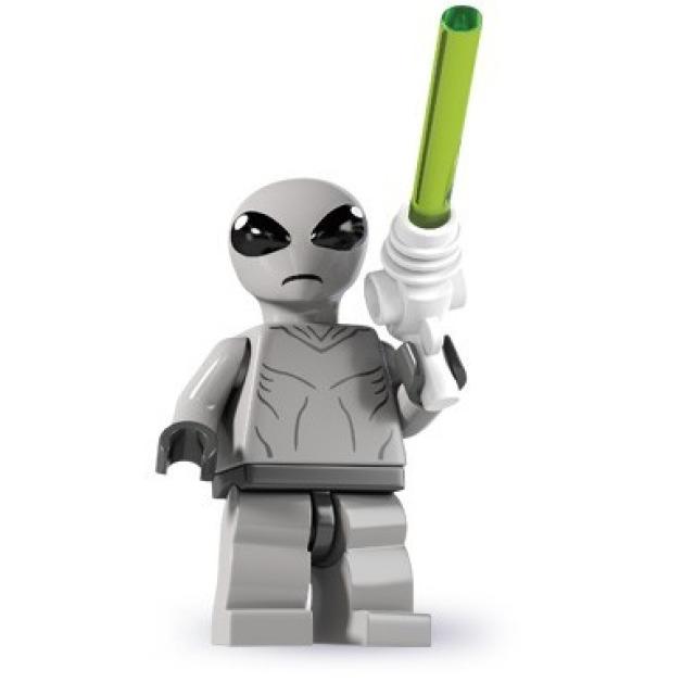 Obrázek produktu LEGO 8827 Minifigurka Ufon