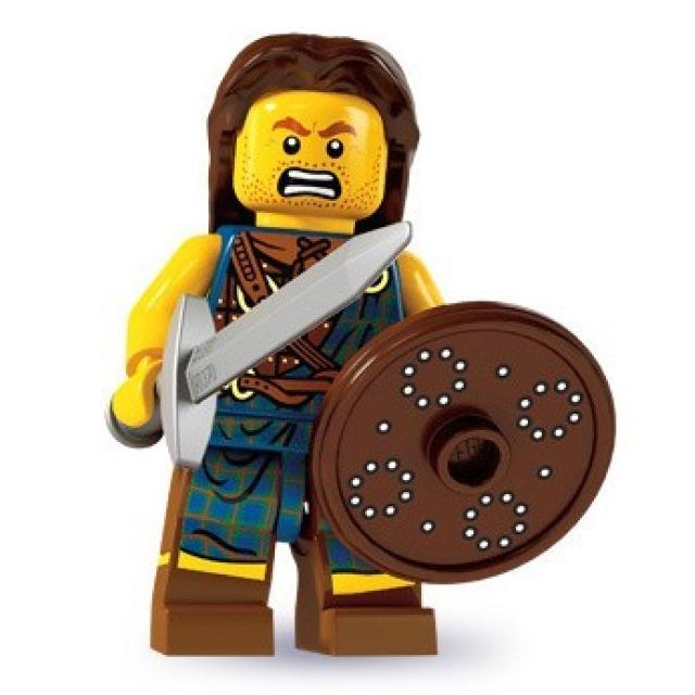 Obrázek produktu LEGO 8827 Minifigurka Válečník