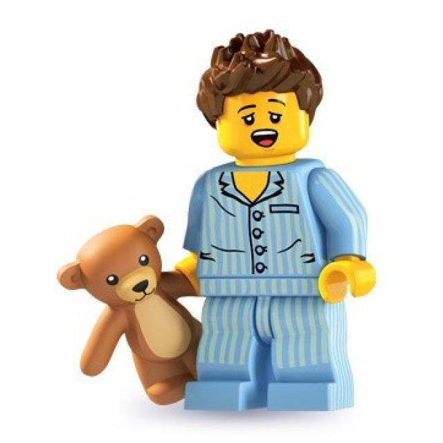 Obrázek produktu LEGO 8827 Minifigurka Ospalec