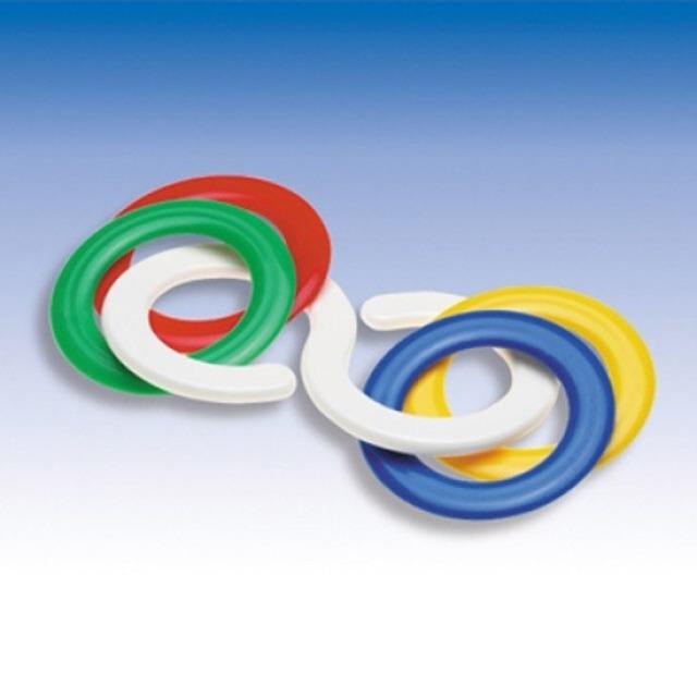Obrázek produktu Chrastítko Hrkálka - kousací kroužky