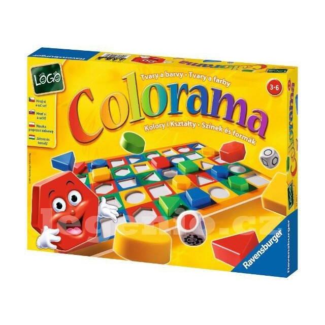 Obrázek produktu Ravensburger 24431 Colorama edukativní hra
