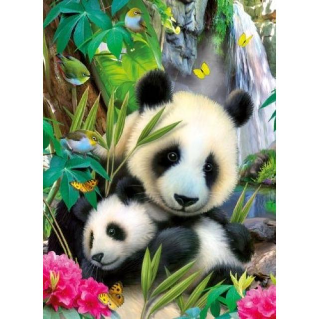 Obrázek produktu Ravensburger 13065 Puzzle Panda 300 dílků