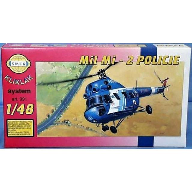 Obrázek produktu Vrtulník Mi-2 Policie 1:48