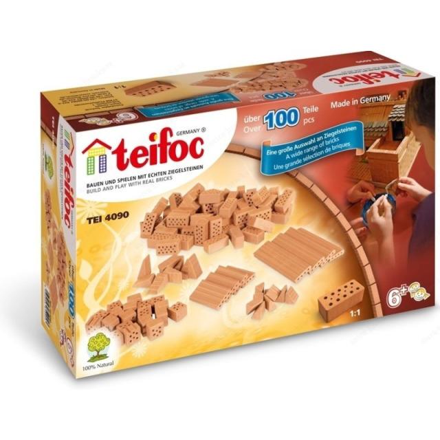 Obrázek produktu Pravé pálené cihličky,Teifoc