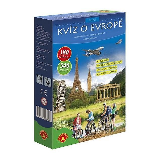Obrázek produktu Kvíz o Evropě mini