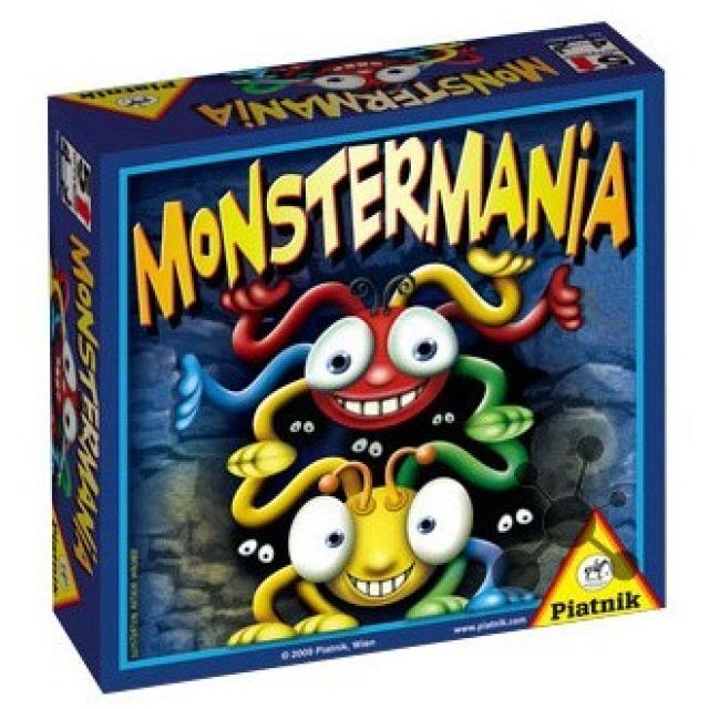 Obrázek produktu Monstermania, Piatnik