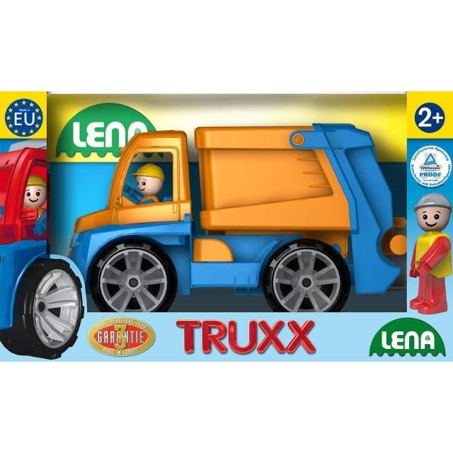 Obrázek produktu Truxx Popelář + figurka v krabici
