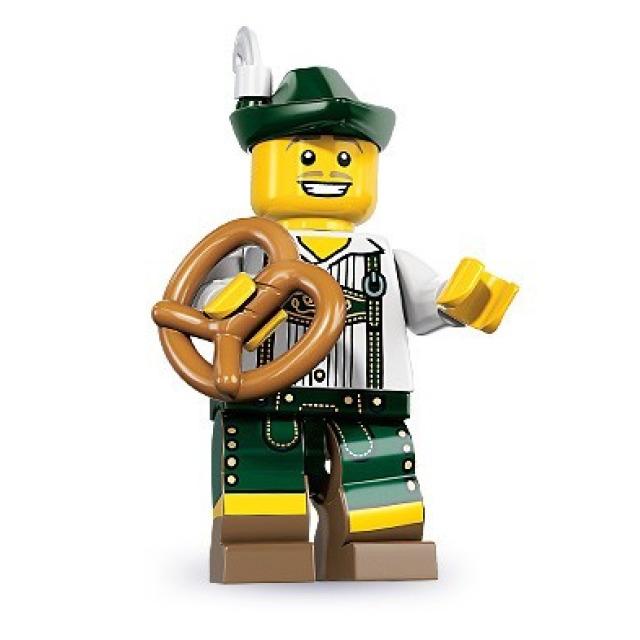 Obrázek produktu LEGO 8833 Minifigurka Bavorák