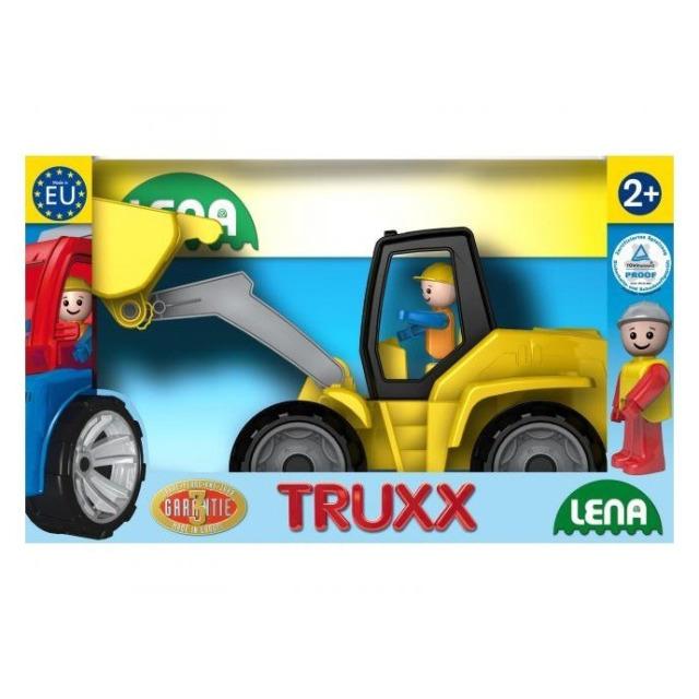 Obrázek produktu Truxx Nakladač + figurka v krabici