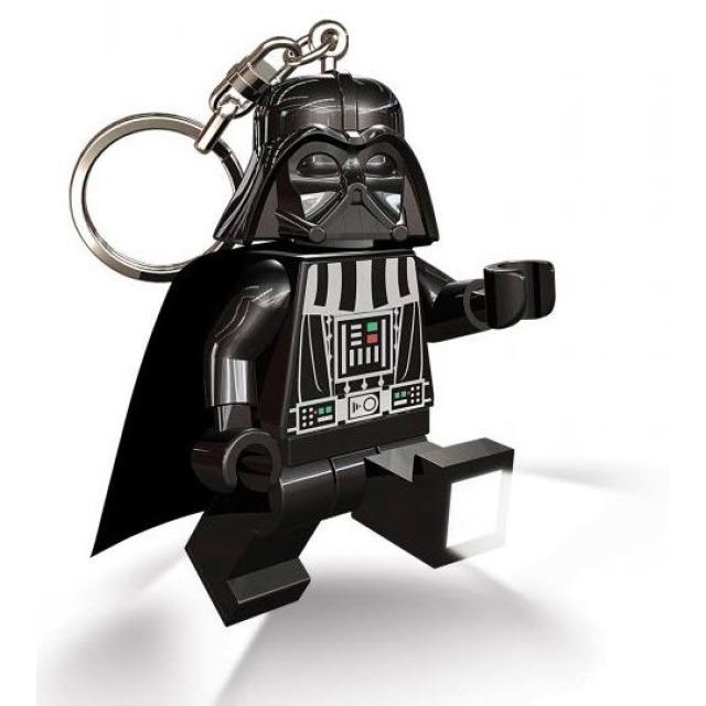 Obrázek produktu Lego LED klíčenka Star Wars Darth Vader, figurka 7 cm