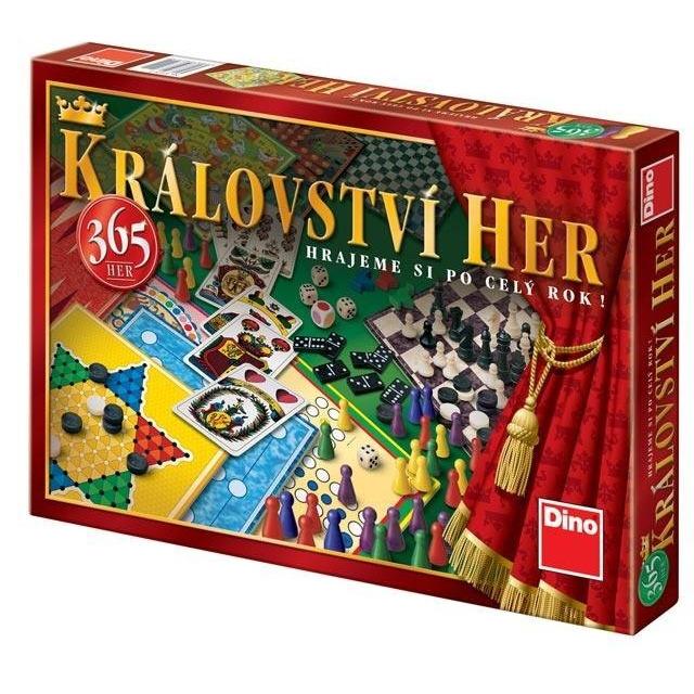 Obrázek produktu Dino Království her, 365 her