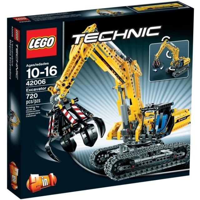 Obrázek produktu LEGO Technic 42006 Bagr
