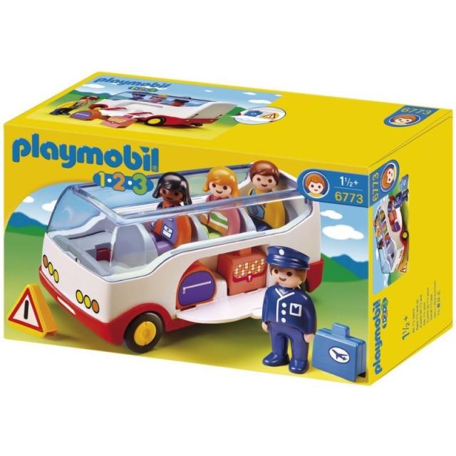 Obrázek produktu Playmobil 6773 Autobus (1.2.3)