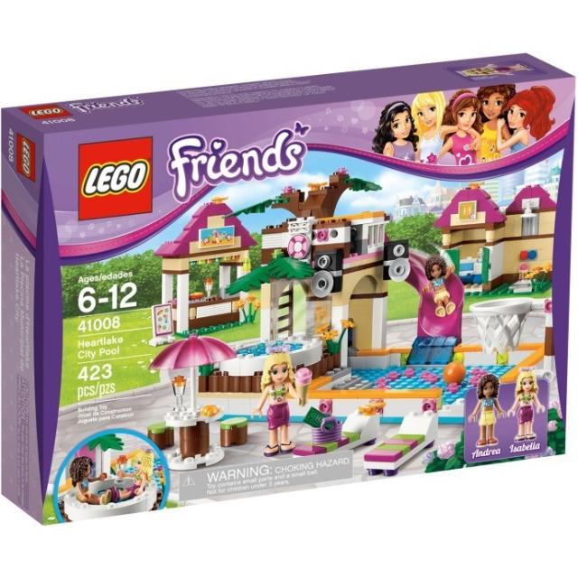 Obrázek produktu LEGO Friends 41008 Koupaliště v Heartlake