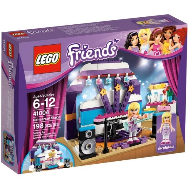 Obrázek produktu LEGO Friends 41004 Zkušební pódium