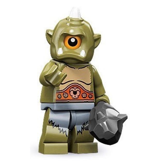Obrázek produktu LEGO 71000 Minifigurka Kyklop