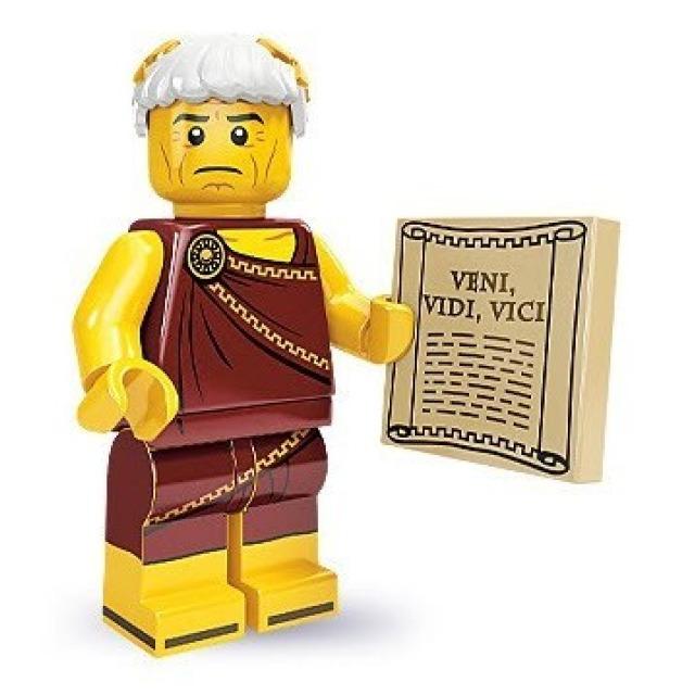 Obrázek produktu LEGO 71000 Minifigurka César