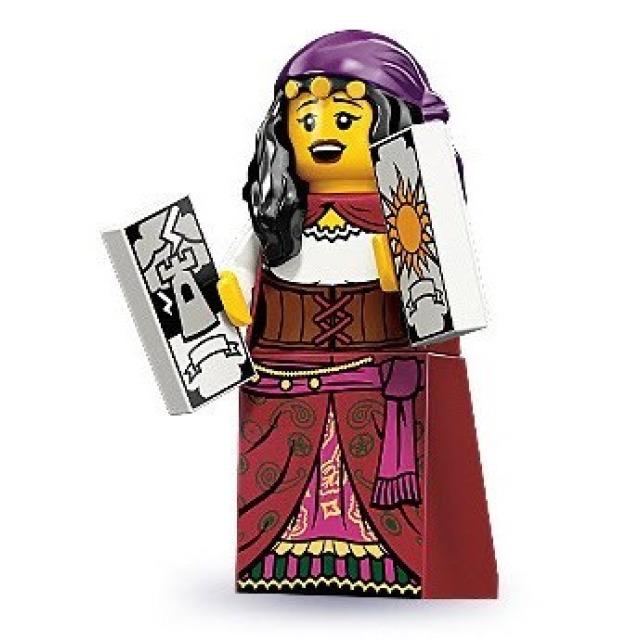 Obrázek produktu LEGO 71000 Minifigurka Vědma