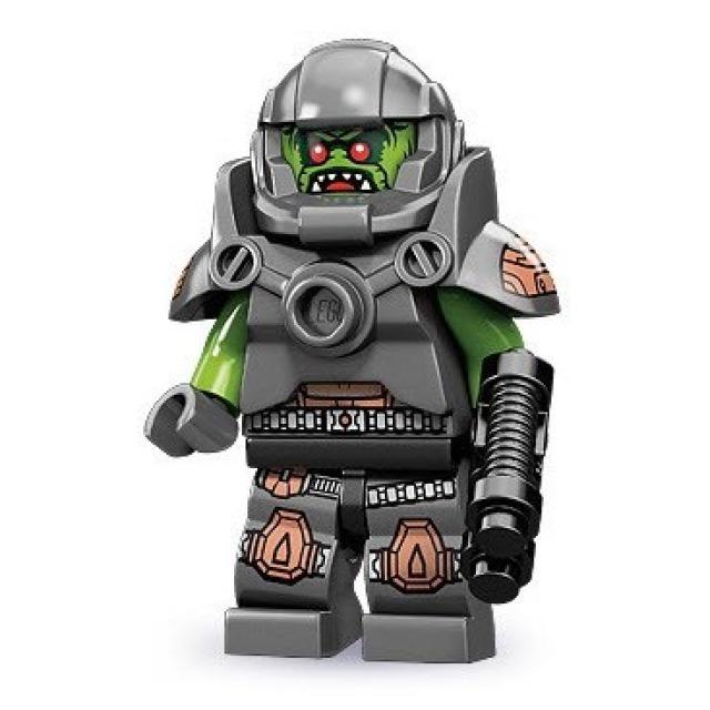 Obrázek produktu LEGO 71000 Minifigurka Vetřelec